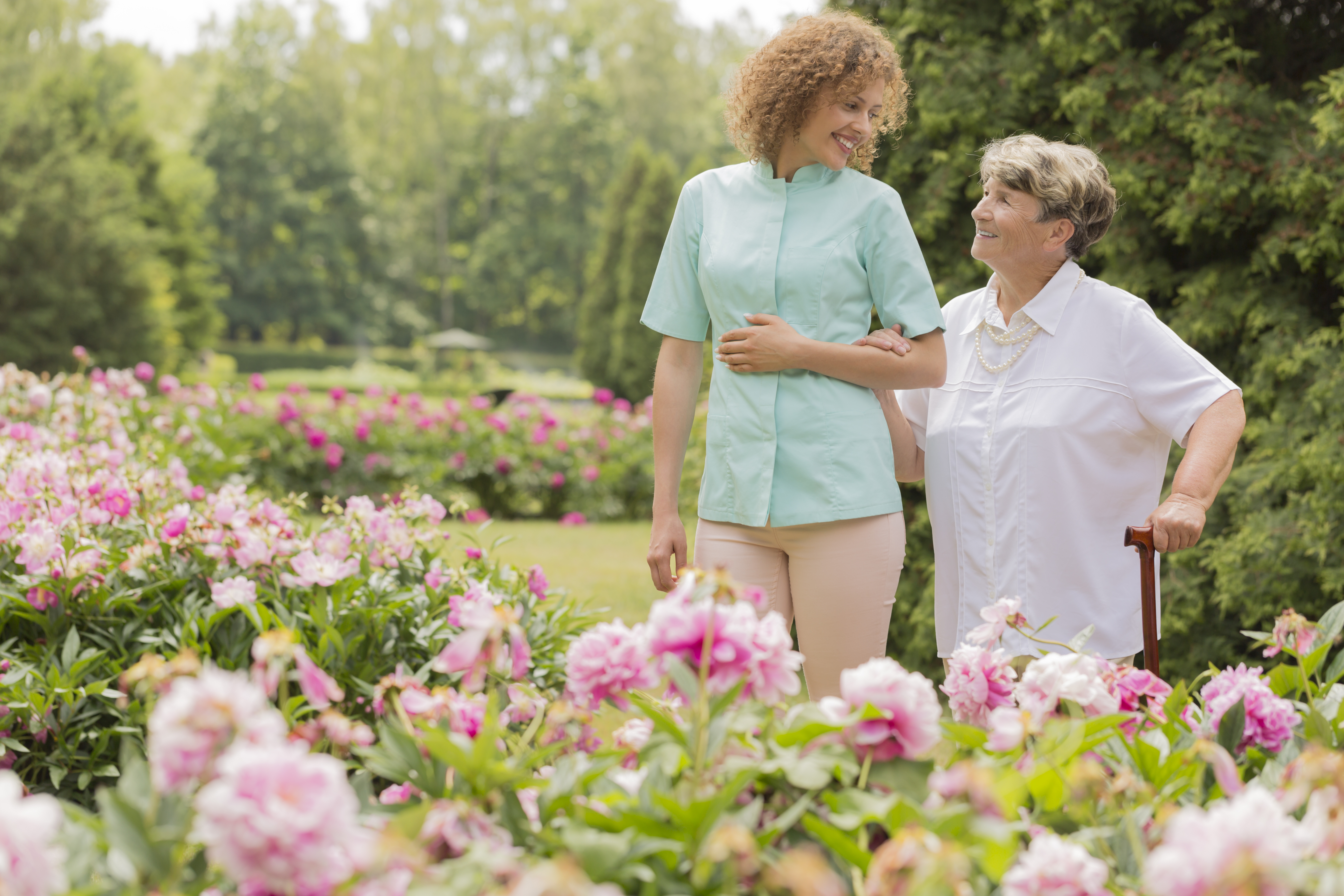 Advantages of In-Home Care